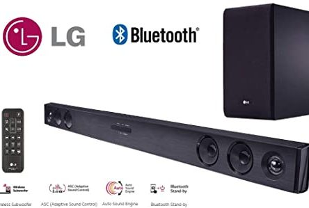 LG SJ3 2.1CH Soundbar with Wireless Subwoofer