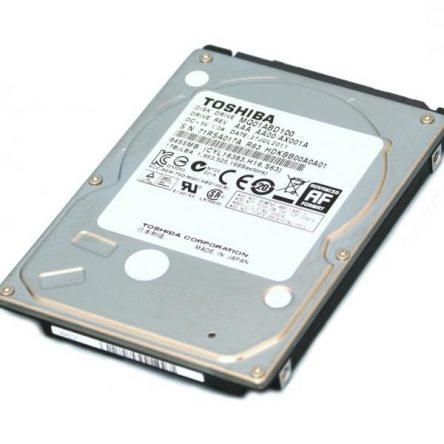Toshiba 2.5 Inch 1TB SATA HDD