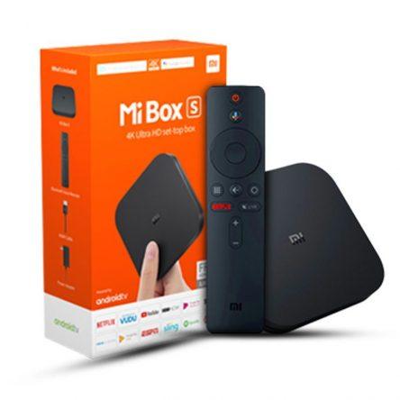 Xiaomi MI Box (S)4K Ultra HD  Android TV Box (Global Version