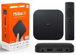 Xiaomi MI Box S MDZ-22-AB Android TV Box (Global Version)