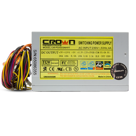 Crown power supply CM-PS450 office